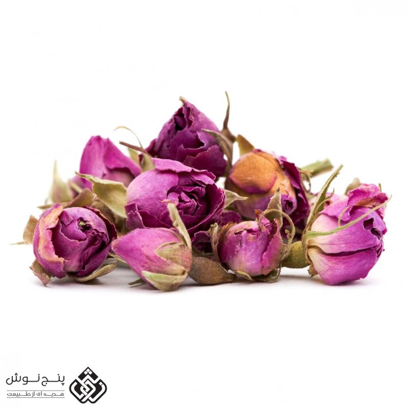غنچه گل محمدی (آرامش بخش و رفع بی خوابی)