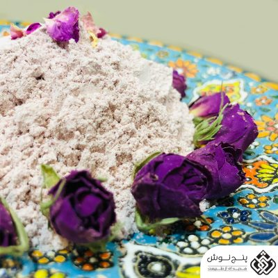قاووت گل محمدی یا قوتو گل محمدی (معجون آرامش بخش)