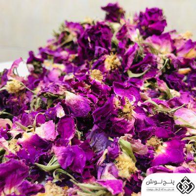 گل محمدی خشک (تجربه حس آرامش و عطر بهار)
